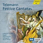 Telemann: Festive Cantatas by Various Artists