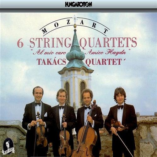 Play & Download Mozart: 6 String Quartets Nos. 14-19,