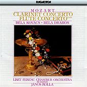 Mozart: Clarinet Concerto / Flute Concerto No. 2 by Various Artists