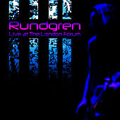 Live at the London Forum by Todd Rundgren