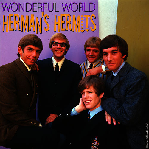 Wonderful World by Herman's Hermits