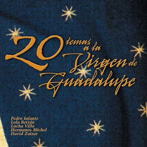 20 Temas en homenaje a la virgen de Guadalupe by Various Artists