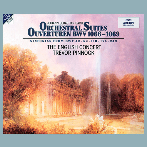 Play & Download J.S. Bach: Orchestral Suites by The English Concert | Napster