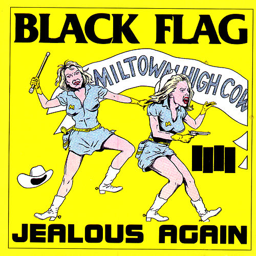 Play & Download Jealous Again by Black Flag | Napster