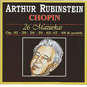 Play & Download Arthur Rubinstein - Chopin by Arthur Rubinstein | Napster