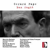 Gerard Pape: Lux Fugit by Various Artists