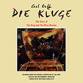 Play & Download Orff: Die Kluge by Philharmonia Orchestra | Napster