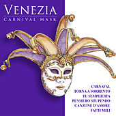 Venezia Carnival Mask by Various Artists