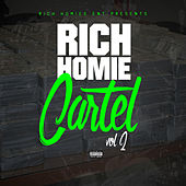 Play & Download Rich Homie Cartel Vol. 2 by Rich Homie Quan | Napster