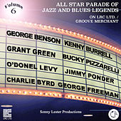 Play & Download All Star Parade of Jazz and Blues Legends, Vol. 6 - The Guitars by Various Artists | Napster