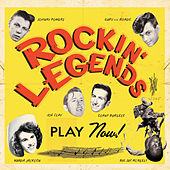 Rockin' Legends Play Now! by Various Artists