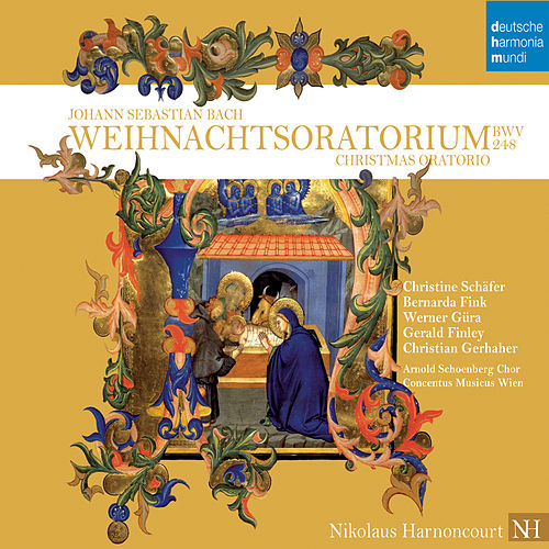 Play & Download Bach: Christmas Oratorio by Nikolaus Harnoncourt | Napster