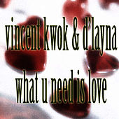Play & Download What U Need Is Love by Vincent Kwok | Napster