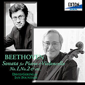 Play & Download Beethoven: Sonata for Piano and Violoncello No. 1, No. 2 by Ian Fountain | Napster