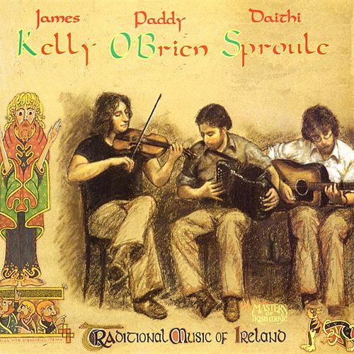 Traditional Music of Ireland by James Kelly/Zan McLeod