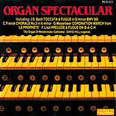Organ Spectacular by David Hill