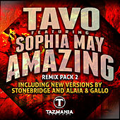 Play & Download Amazing (feat. Sophia May) by TAVO | Napster