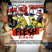 Play & Download Britjam Flesh Riddim by Various Artists | Napster