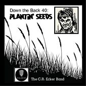 Play & Download Down the Back 40: Plantin' Seeds by The C.R. Ecker Band | Napster