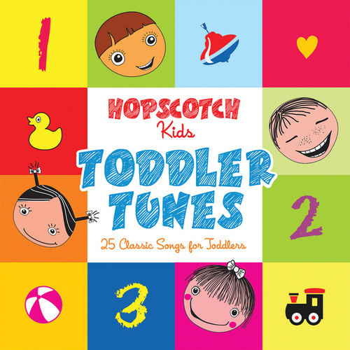Play & Download Hopscotch Kids Toddler Tunes by The Kids Choir | Napster