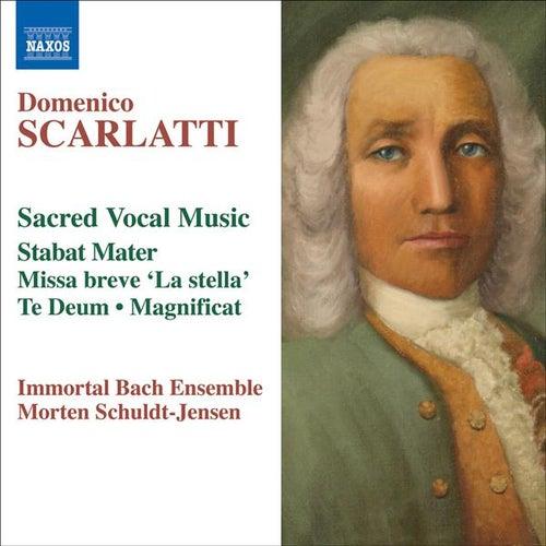 SCARLATTI, D.: Sacred Vocal Music by Morten Schuldt-Jensen
