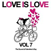 Love Is Love, Vol. 7 (The Sound of Valentine's Day) by Various Artists