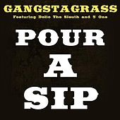 Play & Download Pour a Sip (feat. Dolio the Sleuth & 5 One) by Gangstagrass | Napster