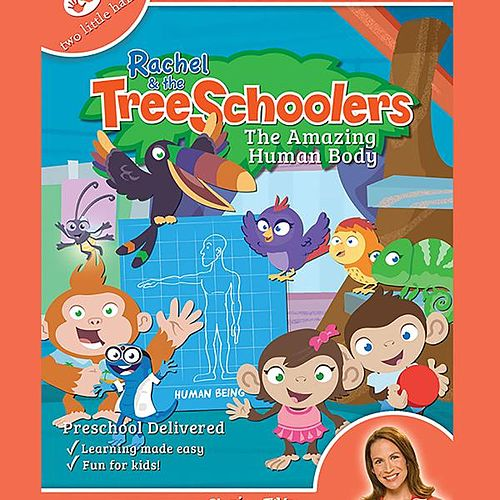 Play & Download Rachel & the TreeSchoolers the Amazing Human Body by Rachel Coleman | Napster