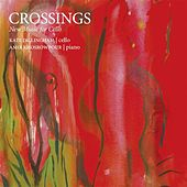 Crossings: New Music for Cello by Kate Dillingham
