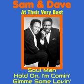 Sam & Dave at Their Very Best von Sam and Dave
