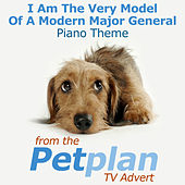 Play & Download I Am the Very Model of a Modern Major General Piano Theme (From the