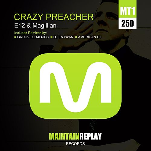 Crazy Preacher by Eri2