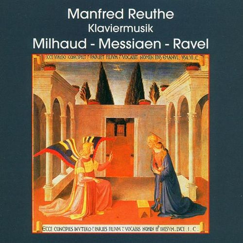 Klaviermusik by Manfred Rheute