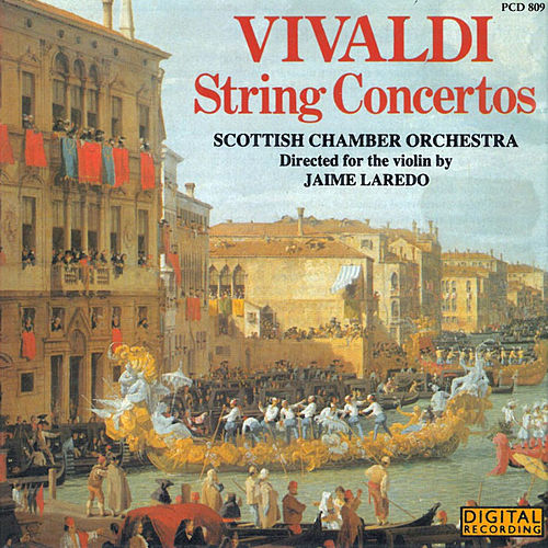 Play & Download Vivaldi: String Concertos by Jaime Laredo | Napster