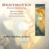 Play & Download Beethoven: Piano Sonatas by John Ogdon | Napster