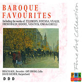 Play & Download Baroque Favourites by David Shemer | Napster