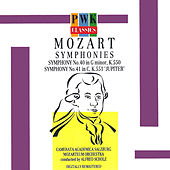 Play & Download Mozart: Symphony Nos. 40 & 41 by Alfred Scholz | Napster