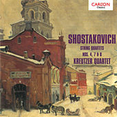 Play & Download Shostakovich: String Quartets by Kreutzer Quartet | Napster
