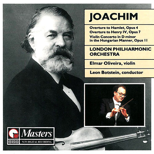 Play & Download Joachim: Overtures by Elmar Oliveira | Napster