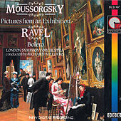 Play & Download Moussorgsky: Pictures at an Exhibition & Ravel: Bolero by Richard Williams | Napster