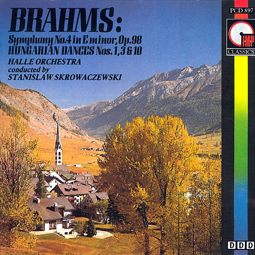 Play & Download Brahms: Symphony No. 4 in E Minor by Stanislaw Skrowaczewski | Napster