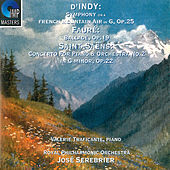 D'indy Symphony on a French Mountain Air by Valerie Traficante