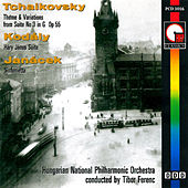 Play & Download Tchaikovsky: Theme & Variations - Kodaly: Hary Janos Suite by Tibor Fenenc | Napster