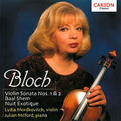 Bloch: Violin Sonatas by Julian Milford