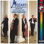 Mozart: String Quartets, Vol. 2 by The Alberni String Quartet