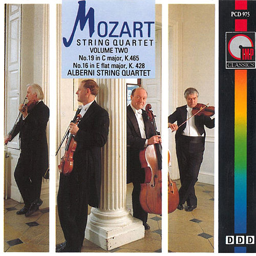 Play & Download Mozart: String Quartets, Vol. 2 by The Alberni String Quartet | Napster