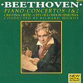 Play & Download Beethoven: Piano Concertos 1 & 2 by Cristina Ortiz | Napster
