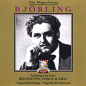 The Magnificent Björling by Jussi Björling