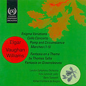 Elgar: Variations on an Original Theme - Vaughan Williams: Fantasia by Felix Schmidt