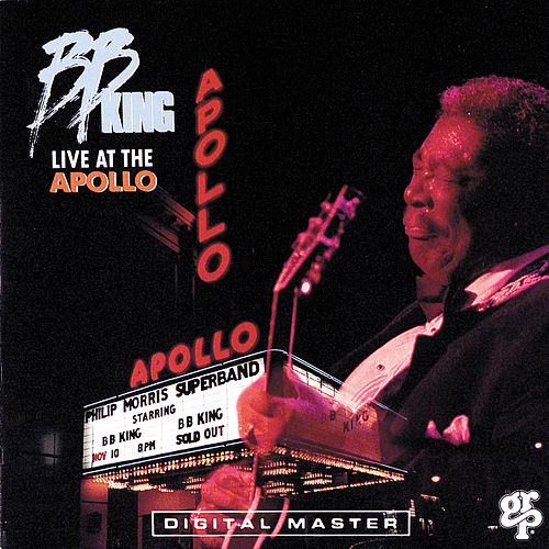 Live At The Apollo by B.B. King